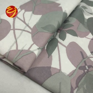 Cheap Printed 100% Polyester Brushed Microfiber Fabrics From Zhejiang China Textiles Factory