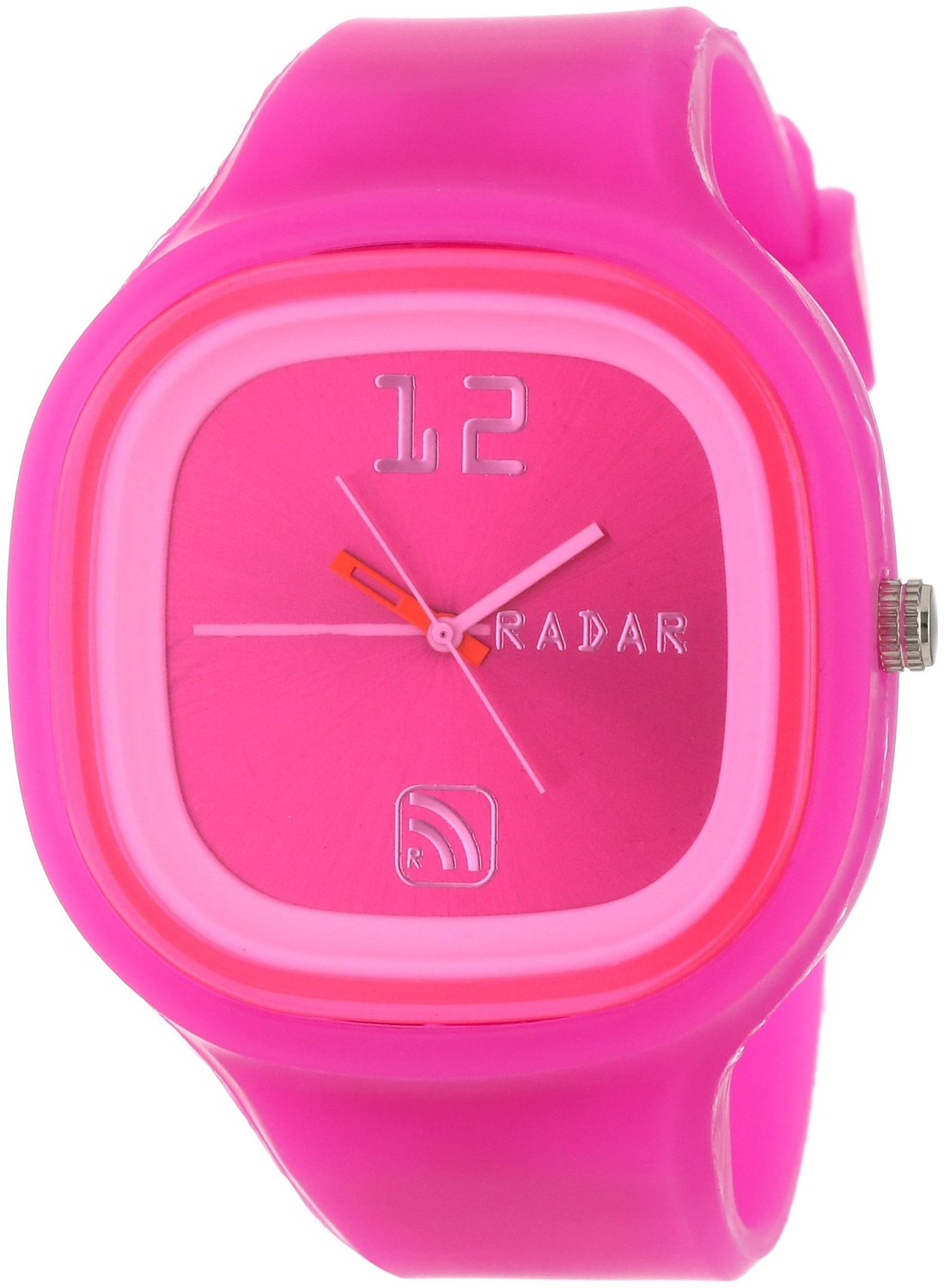 RADAR Watches Unisex AGHTP-0006 The Agent Interchangeable Silicone Analog Watch