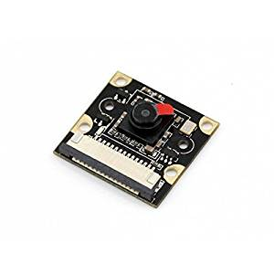 Angelelec DIY Open Sources Sensors, RPI Camera (E), Supports Night Vision, Raspberry Pi Camera Module, Supports Night Vision, Raspberry Pi Night Vision Camera, Supports All Revisions of the Pi.