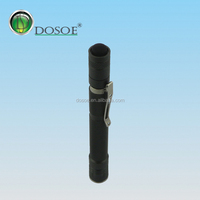 2 AAA mini chinese pencil led flashlight torch