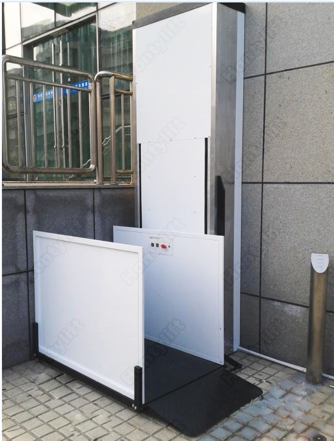 Cheap residential lift elevator home elevator kit for Cheap home elevators