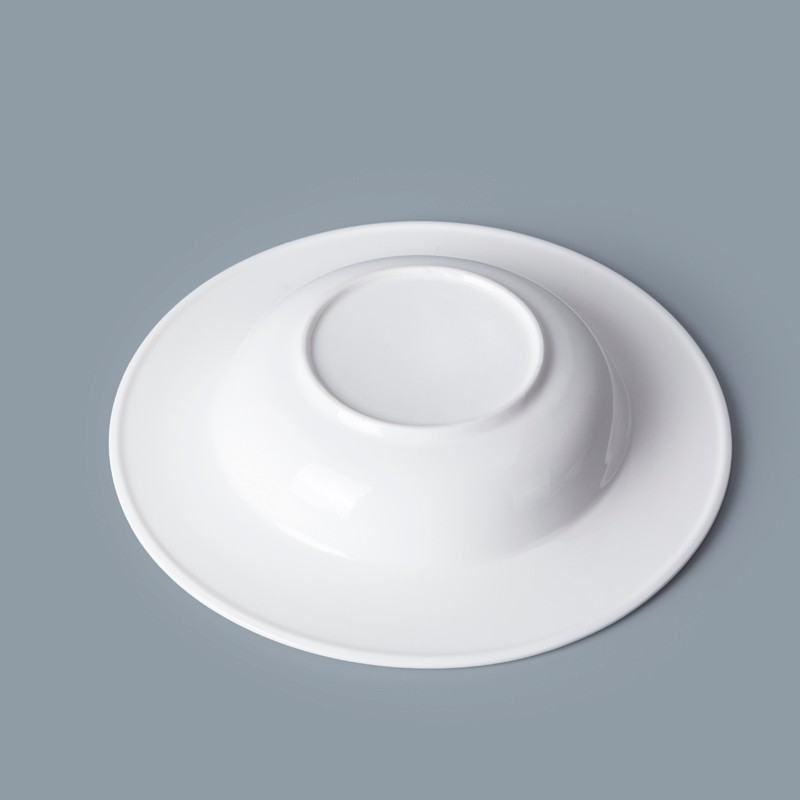 product-Two Eight-Hotel Tableware Bulk Porcelain Soup Plate, Hotel Quality Plates Soup Plate-img