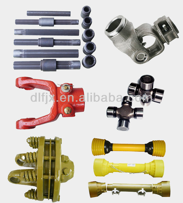 tractor pto shaft parts