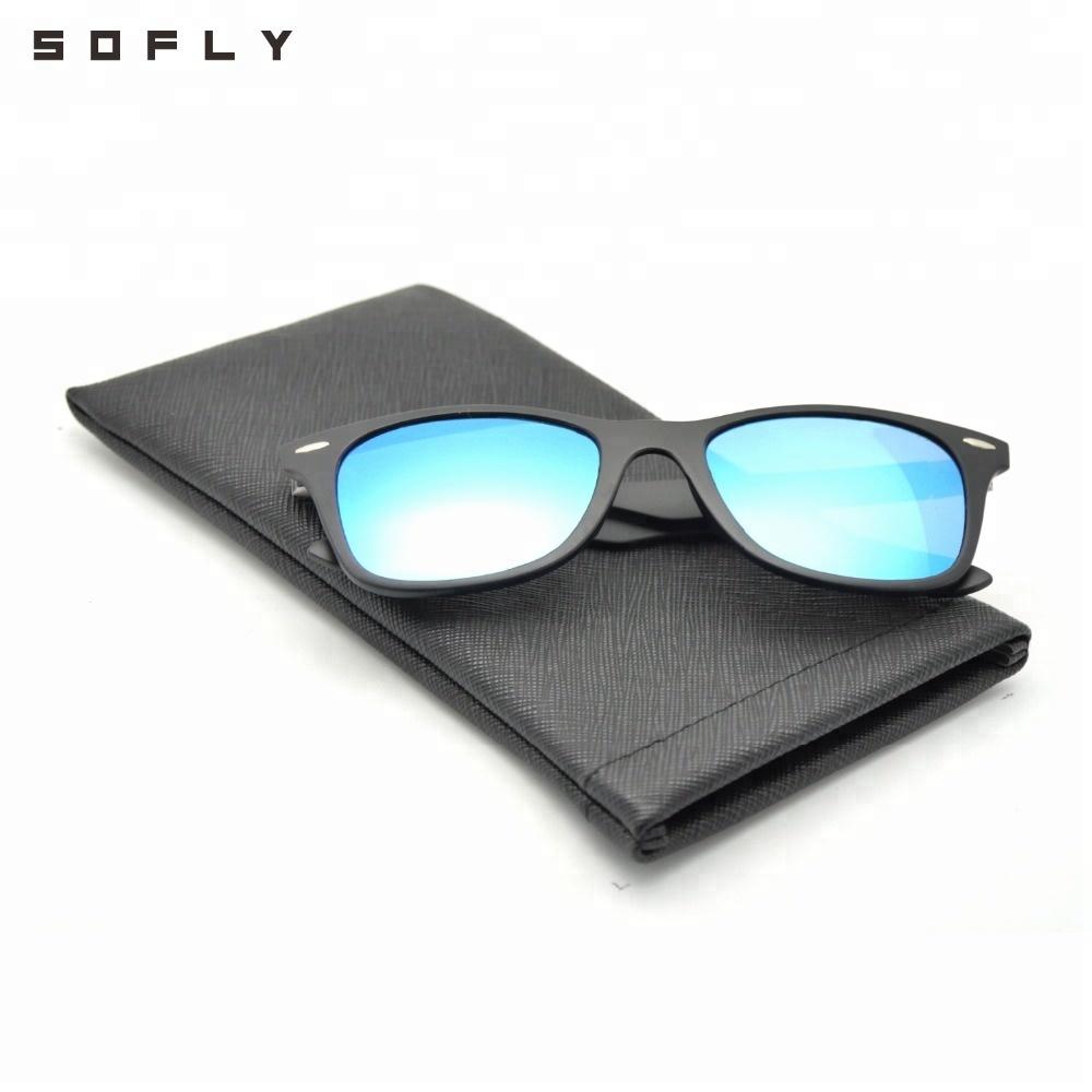 3b49b327fd Design your own Brand Lase Logo Hinge Prescription Sunglasses