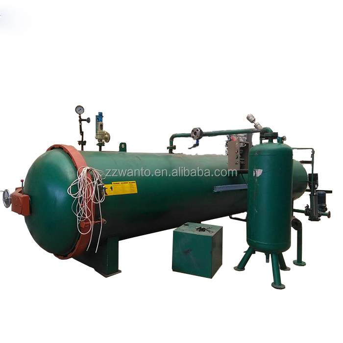 autoclave of wood anticorrosion,wood timber impregnation equipment on sale