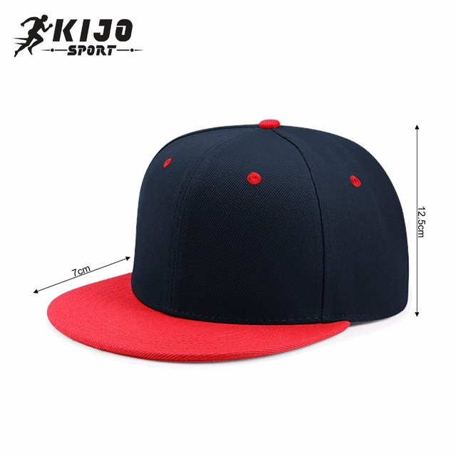 Colorful Hip Hop Snap Back Snapback Cap size 58 Fitted Hats Adult Men Women  Cool Simple 3d514dbc893b