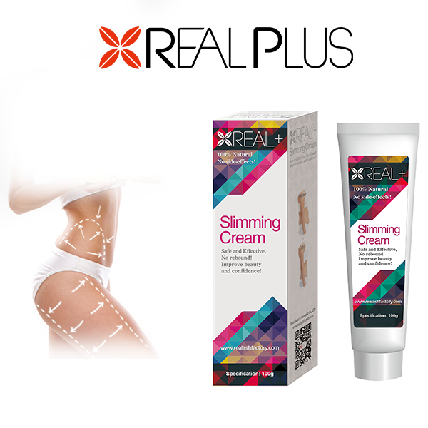 Hot New Retail Products Realplus Slimming Cream Effectively Body Shaper Cream Need Distribution OR OEM