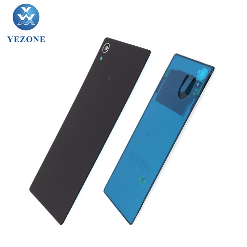 China Supplier Mobile Phone Spare Parts Back Cover For Sony Xperia M4, Battery Door For Sony M4 Black
