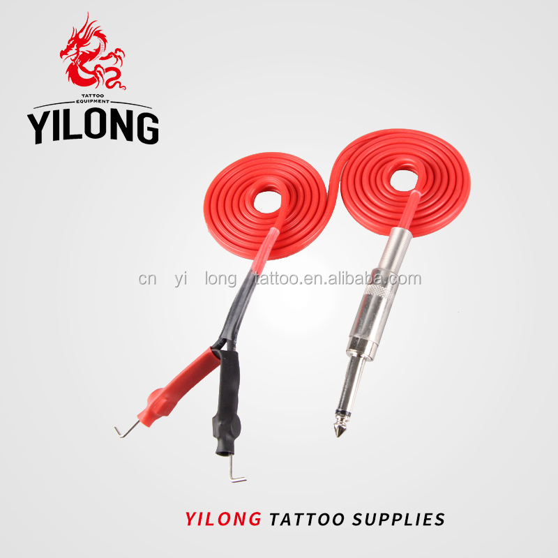 Yilong rotary custom tattoo clip cord factory for adjustable top clip-6