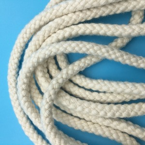 cheap cotton rope in natural cotton color