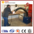 Welding fume extractor air filter cleaning machine