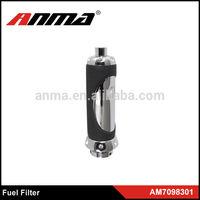 Universal fuel oil filter