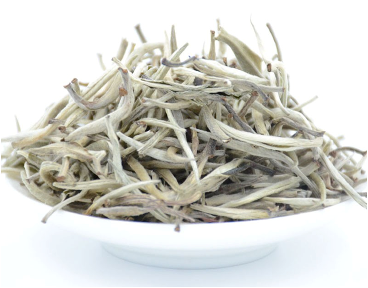 2017 Organic Chinese Premium White Tea Bai Hao Yin Zhen Silver Needle Weight Loss tea - 4uTea | 4uTea.com