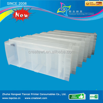 Refill Ink Cartridge For HP T7100