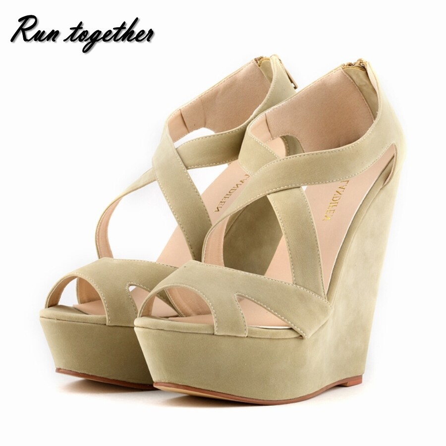 Wedge heel shoes online shopping
