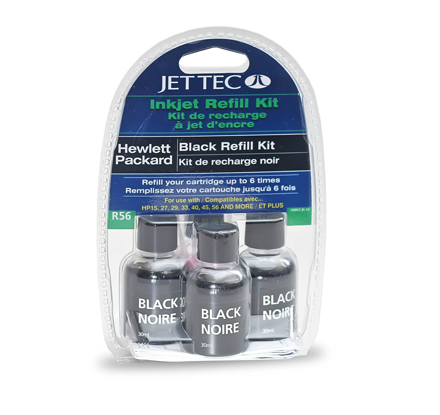 Black Ink Refill Kit for HP 92 98 96 21 27 56 74 60 60XL 61 61XL 901 901XL 564 564XL 920 920XL 950 950XL 930 930XL 940XL 88XL ink cartridge