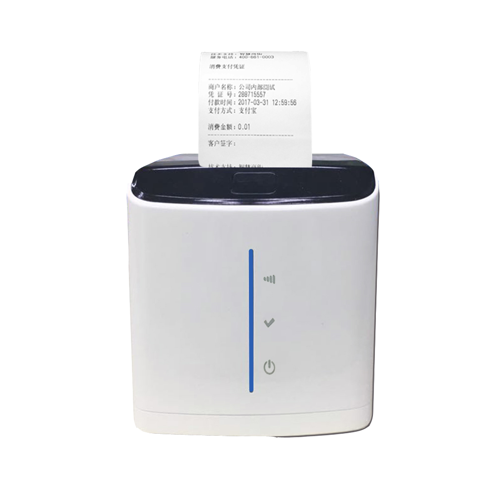 58/ 80mm connect android pos terminal thermal printer with tablet