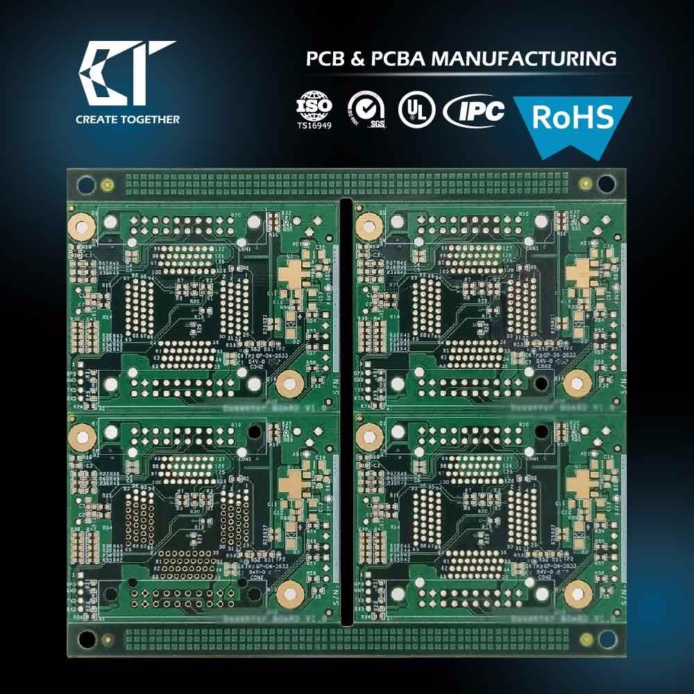 Circuito Impreso : Taiwán fabricante de pcb prototipo ru v pcb placa de circuito