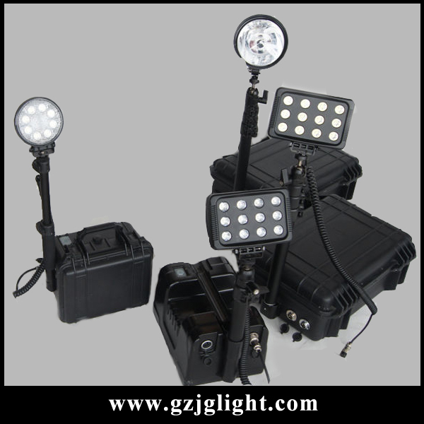 led floodlighs for Army led camping lantern Rechargeable Battery Power Source
