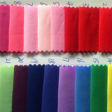 100% Polyester Peach Skin Fabric /Micro Fibre Fabric 110Gsm 75D*150D Micro Fiber Fabric For Shorts/Pants