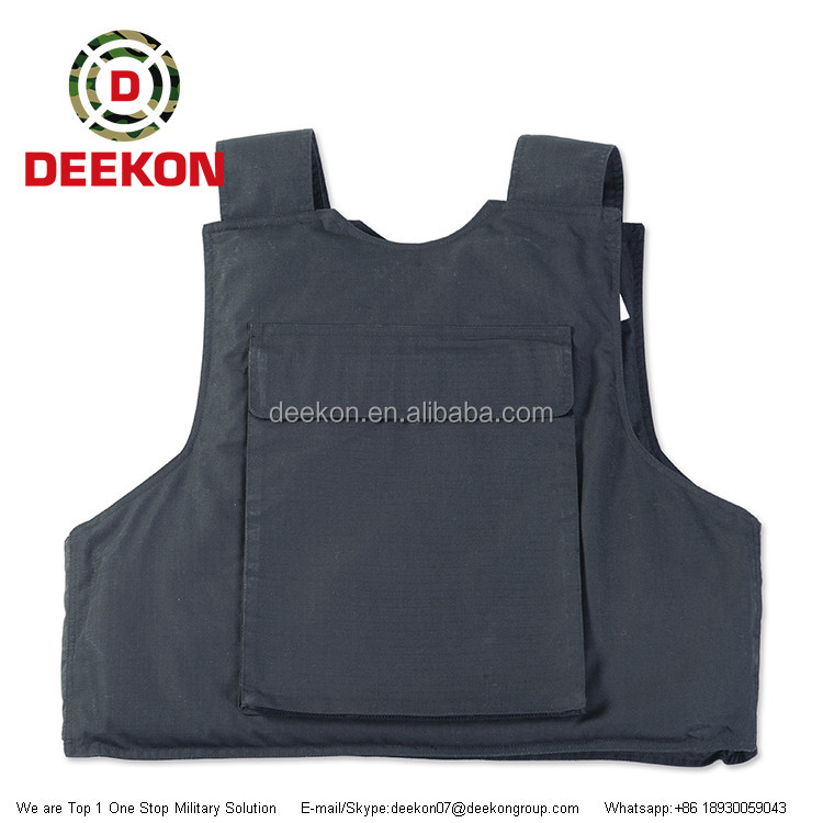 China Supplier Body Armor Bulletproof, Ballistic Kevlar Vest for Army Use