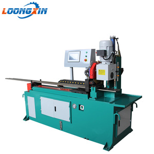 universal steel metal pipes cutting machine