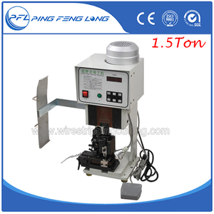 PFL-1500 Terminal connector crimping machine