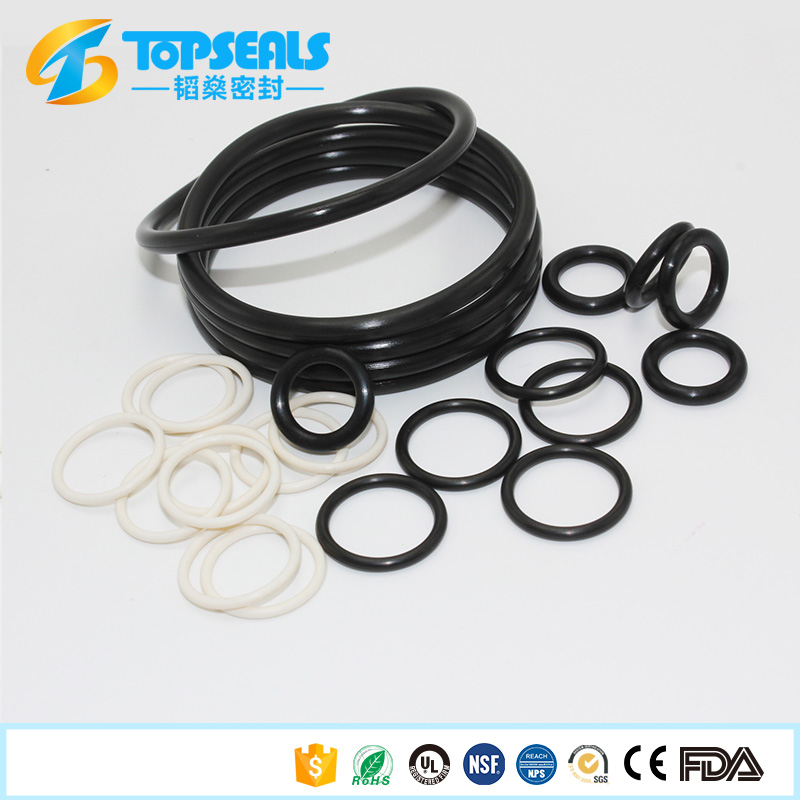 High Temperature and chemical resistance viton/FKM/FFKM rubber o ring
