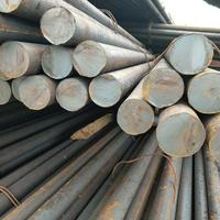 black round bar steel en8 en9 price per kg