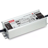 High quality led driver HLG 40W waterproof indoor and outdoor constant current meanwell power supply