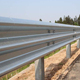 W beams posts spacers armco motorway crash barriers for sale