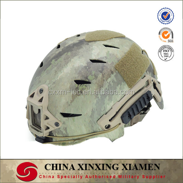 Hot Sale ABS Team Wendy A tacs Pattern Army Helmet For Protecting