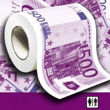 Geld Wc Rol.Grappig Geld Wc Roll 500 Euro Toiletpapier Buy Grappige Toiletpapier Product On Alibaba Com