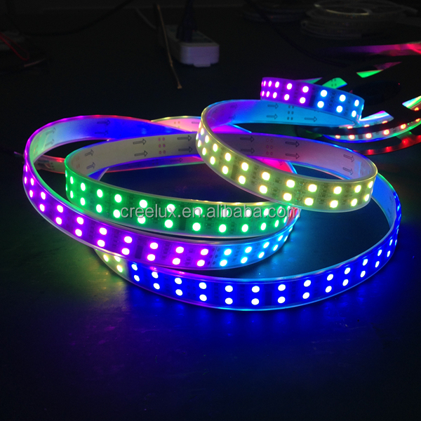 12v Led Pixel Strip Ws2812 Lighting Skipping Rope Ws2812b