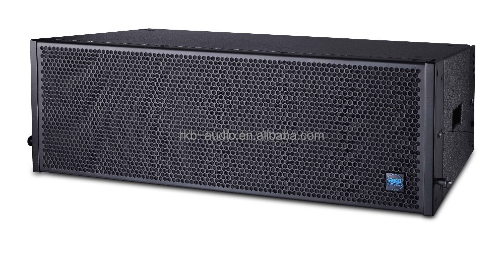 "La-210+ Active Dual 10"" Line Array/active Line Array Speaker ..."