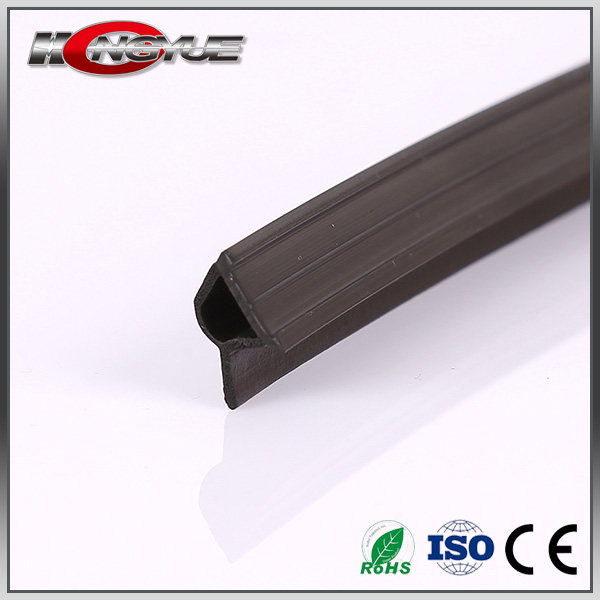 Factory direct sale rubber seal gasket wardrobe door rubber seal