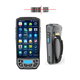 New Arrival Mobile computer android handheld terminal PDA barcode scanner gsm qr code reader with nfc data terminal rfid reader