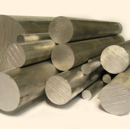 Aluminum Round Rods Made of Hard Alloy 7075 T6 orT651