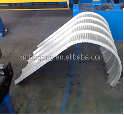 how to get a chinoise curve on a main roof