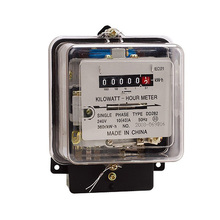 Energy meter Electromechanical electricity meter DD28 DD862 DT862 DT8 Single and three phase KWH meter