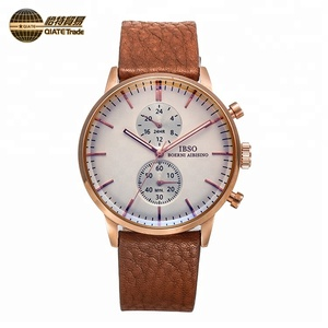 Vogue Design Multifunctional Chronograph Slim Mens Luxury Watch