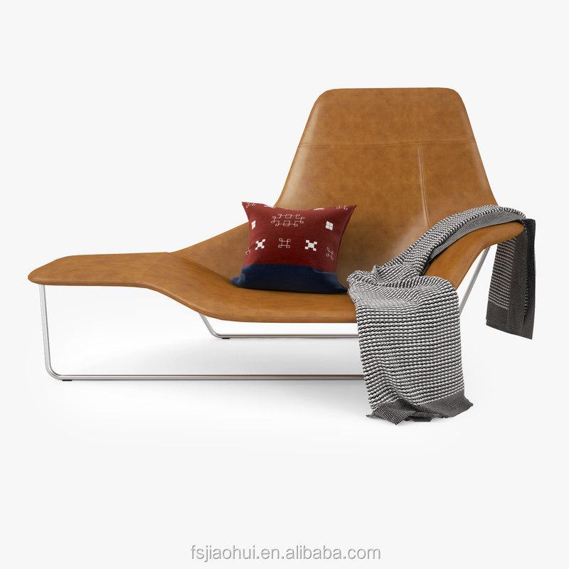 Lama Furniture Lounge Leather Chaise Replica Zanotta Designer Chair uikZOPXT