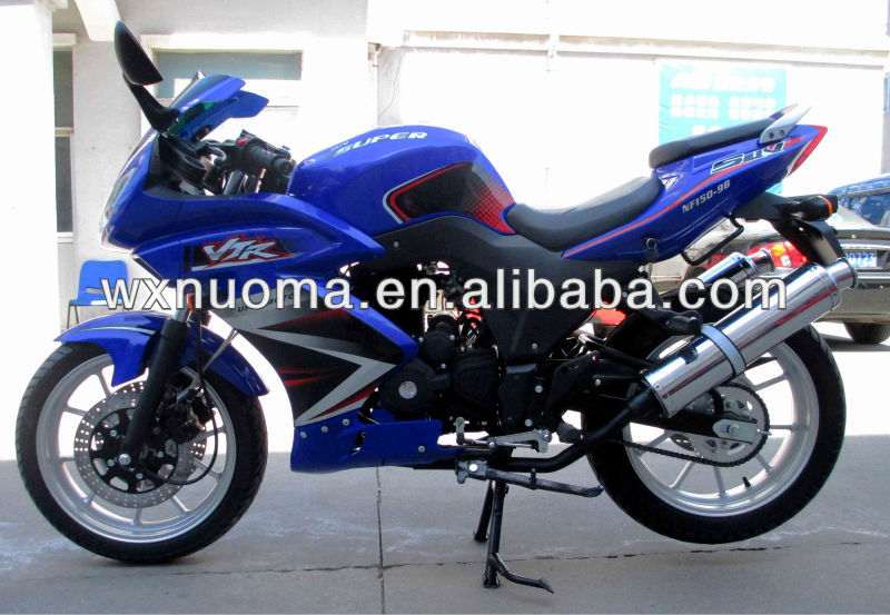 excellent quality EEC 150cc racing motorcycle