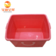 2017 new design acrylic storage box,collapsible storage box