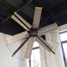 Electric DC Motor Wall Mounted Large Industrial Fan