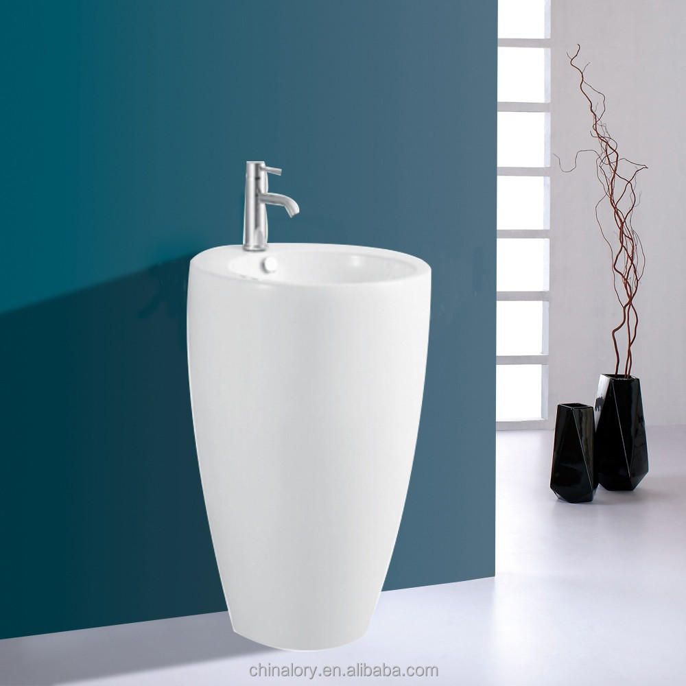 European Style Pedestal Sink, European Style Pedestal Sink Suppliers ...