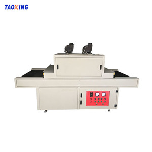 UV curing machine droger