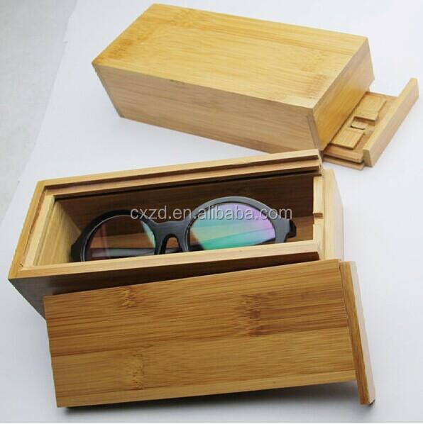 Wholesale Wooden Eyeglass Case Folding Eyeglasses Case Kids ...