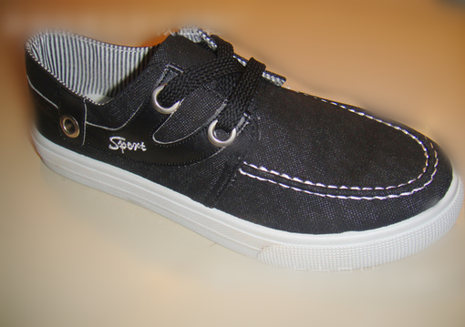 South Koread style men's canvas shoes/New England fashionable single men's shoes, leisure shoes