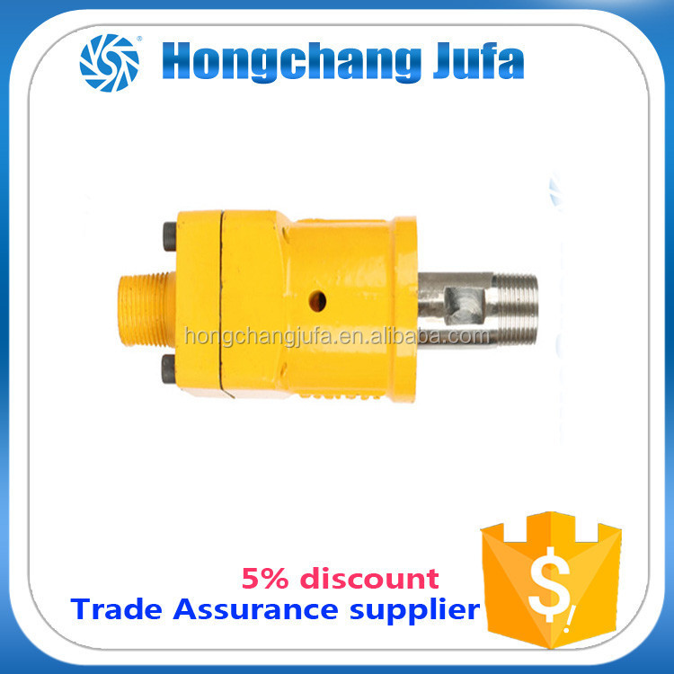 Foshan Aluminum Nipple Rotary Joint Pipe Swivel Connector ...